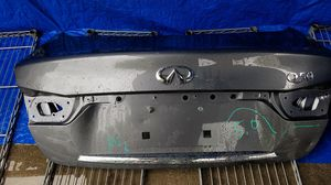 2014 - 2017 INFINITI Q50 TRUNK LID GRAY for Sale in Fort Lauderdale, FL
