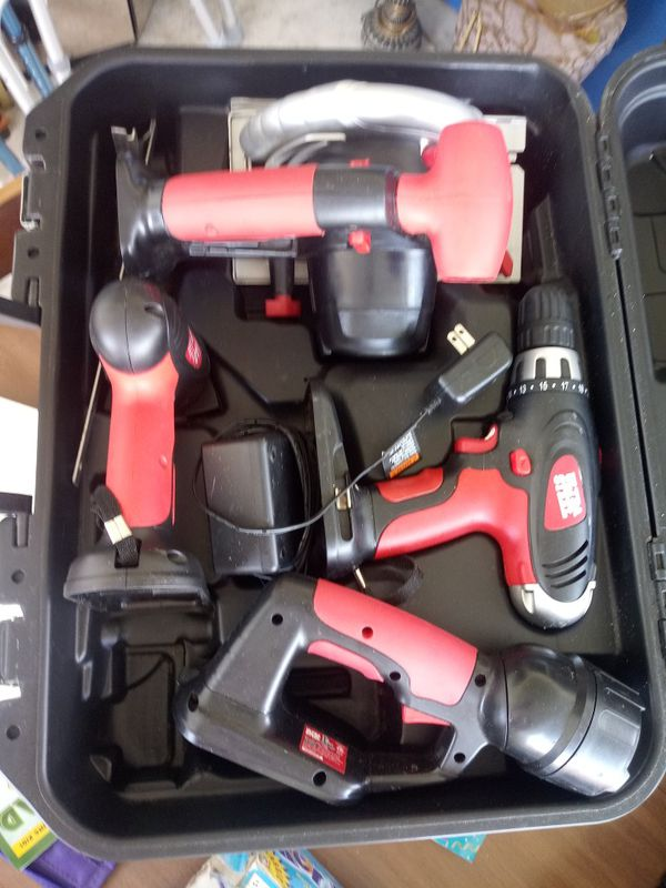 Battery operated Power Tools