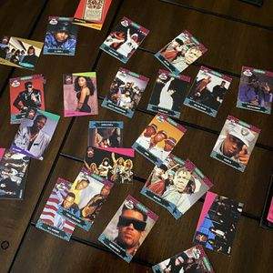 Yo MTV Raps Collector Cards for Sale in Boca Raton, FL