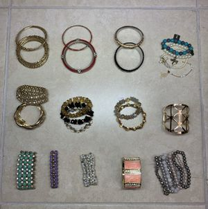 Charming Charlie Bracelets for Sale in Grand Prairie, TX