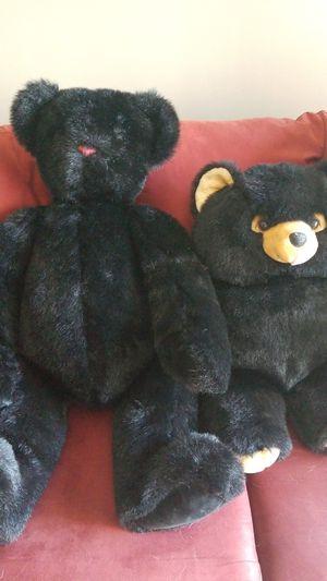 2 beautiful stuffed bears from Vermont Teddy Bear!! for Sale in Warwick, RI