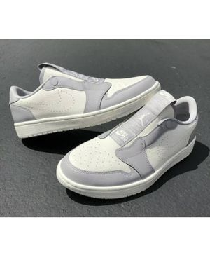 Nike Womens Air Jordan 1 Retro Low Slip Atmosphere Grey Size 9 New AV3918 005 for Sale in Pasadena, CA