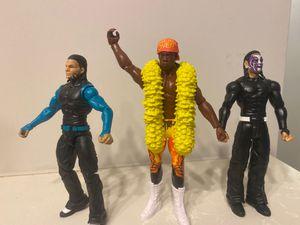 Wwe wrestling figures for Sale in Riverdale Park, MD