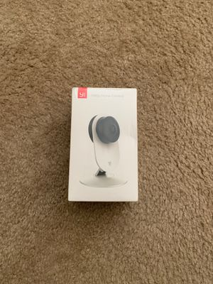 YI 1080p Home Camera for Sale in Lakeland, FL