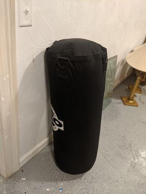 Punching speed bag combo for Sale in Westwood, MA