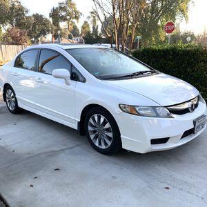2009 Honda Civic Ex Sedan for Sale in Riverside, CA