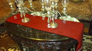 Candelabra candle holders 150. for Sale in Houston, TX