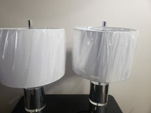 Table lamp new condition for Sale in Orlando, FL