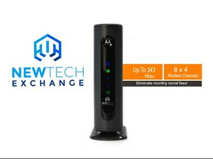 Motorola MB7220 Cable Modem | DOCSIS 3.0 for Sale in HUNTINGTN BCH, CA