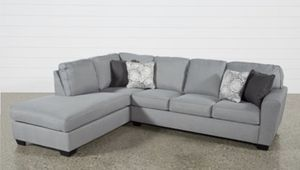 Living spaces L shaped sofa for Sale in San Francisco, CA