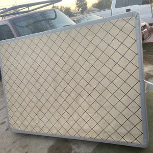 Free Box spring for Sale in Perris, CA