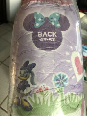 Huggies Pull-ups 3T-4T girls Toy Story for Sale in Palo Alto, CA