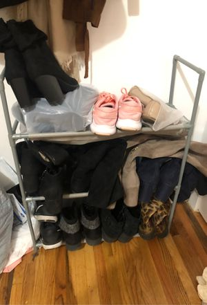 3 tier shoe rack !! (Super light weight) for Sale in Brooklyn, NY