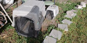 Dog traveling cage for Sale in Victoria, TX