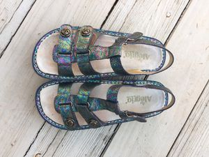 Alegria Abalone Rose Sandals. for Sale in Bedford, VA
