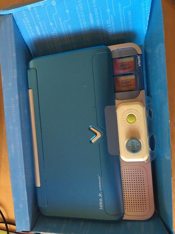Kids Nitro Jr. Laptop vetch in excellent condition