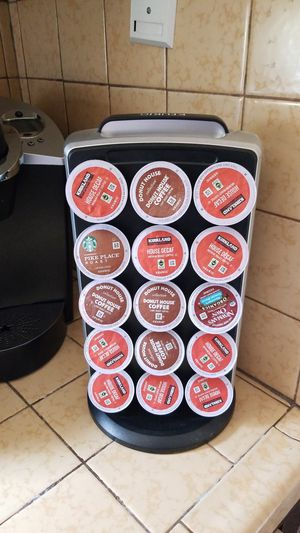 Keurig coffee cup holder. Coffee cups not included. for Sale in Inglewood, CA