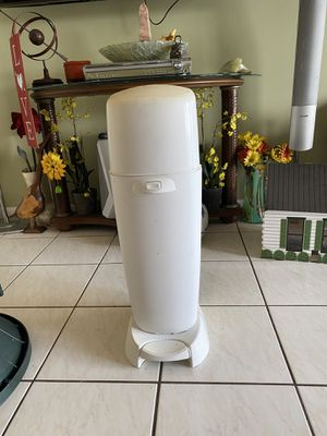 Genie diaper pail, activity table, seesaw, playpen, tent for Sale in Fort Lauderdale, FL
