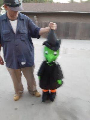 Decorative old wicked Witch doll for Sale in Long Beach, CA
