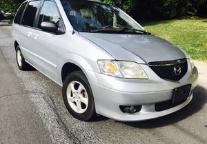 $1800 F.I.R.M ••• 2002 Mazda MPV Van : Cold AC : Clean : ( Work or Family )) for Sale in Hyattsville, MD