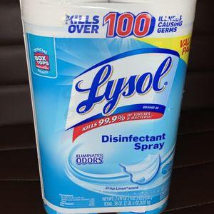 Lysol Spray for Sale in Pico Rivera, CA