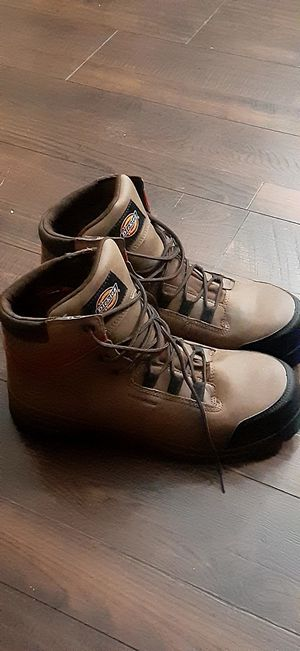 Dickie steel toe work boots for Sale in San Diego, CA