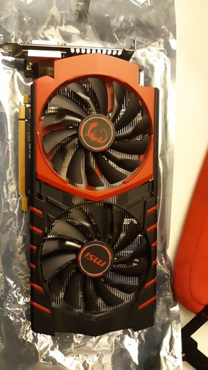 MSI R7 370 Gaming 4GB Overclock Edition Graphics Card for Sale in San Jose, CA