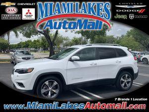 2019 Jeep Cherokee for Sale in Miami Gardens, FL