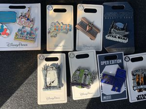 Disney parks PINS for Sale in Bakersfield, CA