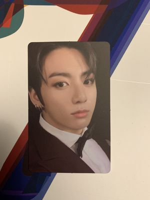 BTS Jungkook Photo Card for Sale in Pacific Grove, CA