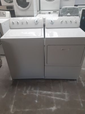 Washer and dryer Kenmore electric dryer good condition 3 months warranty delivery and install for Sale in Oakland, CA