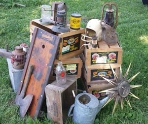 All kinds of cool stuff in my barn and buildings for Sale in Westerville, OH