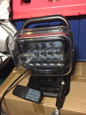 Search light with remote control gets stuck going up and down for Sale in Los Angeles, CA