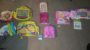 Leap frog brands fisher price brand an walmart brand for Sale in Austin, TX