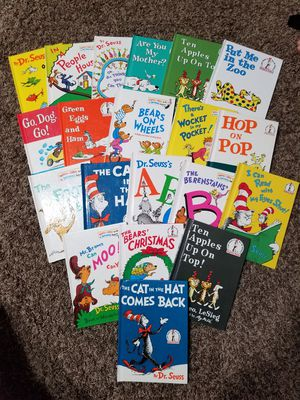 20 Dr Seuss Books for Sale in Salida, CA