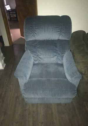 Blue Recliner Chair for Sale in Boston, MA