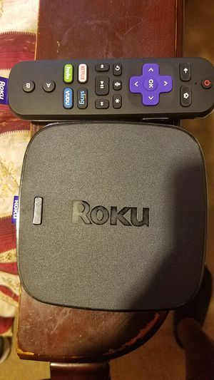 Roku Ultra 4K with HDR for Sale in Jacksonville, FL