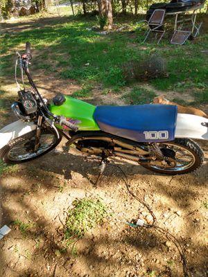 1996 Kawasaki KE100 for Sale in Dallas, TX