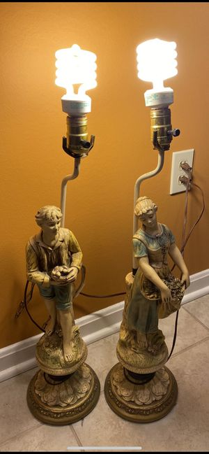 Antique Lamps for Sale in Fort Washington, MD