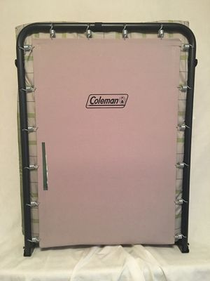 Coleman Camping Portable Bed for Sale in Victoria, TX
