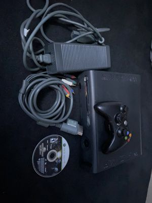 Xbox 360 with games for Sale in Modesto, CA