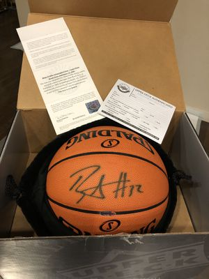Blake Griffin Upper Deck UDA Signed ROOKIE YEAR official authentic basketball 2009 COA for Sale in Los Angeles, CA