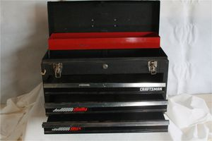 """Craftsman """"Rally"""" 3-drawer toolbox for Sale in Hillsboro, OR"""