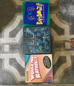 3 board games for Sale in Cary, NC