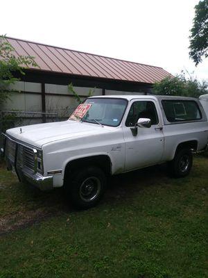 Chevy Blazer for Sale in San Antonio, TX