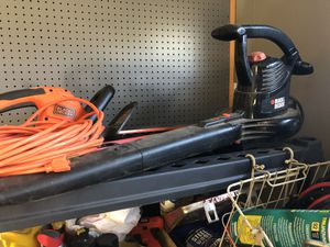 Leaf blower for Sale in Canyon Lake, CA