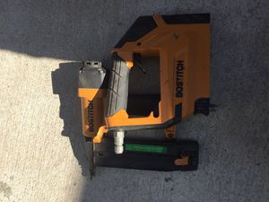 Bostitch staple and nail gun for Sale in Lorain, OH