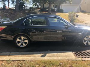 2007 530i bmw for Sale in Lincolnton, NC