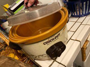 Crock pot for Sale in Garden Grove, CA
