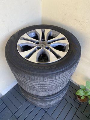 2014 Honda Accord rims and tires for Sale in Lauderhill, FL